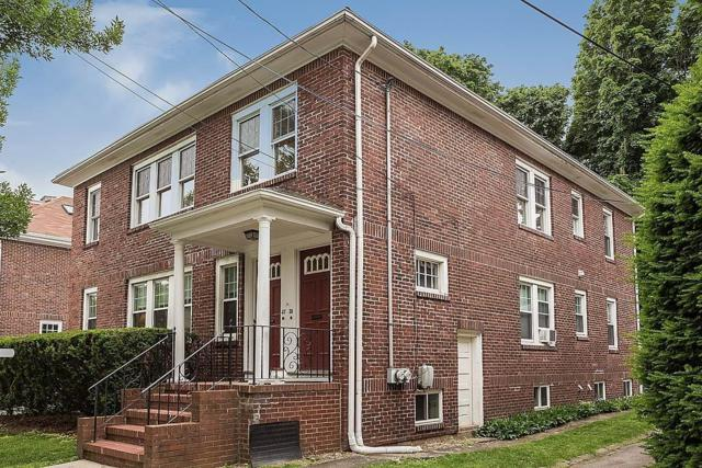 35 Channing Road #35, Belmont, MA 02478 (MLS #72521557) :: The Russell Realty Group