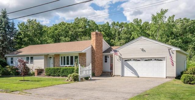 95 Woodburn Drive, Methuen, MA 01844 (MLS #72521610) :: The Russell Realty Group