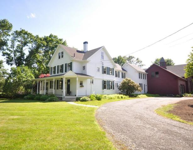 625 Lowell Road, Concord, MA 01742 (MLS #72521675) :: Apple Country Team of Keller Williams Realty