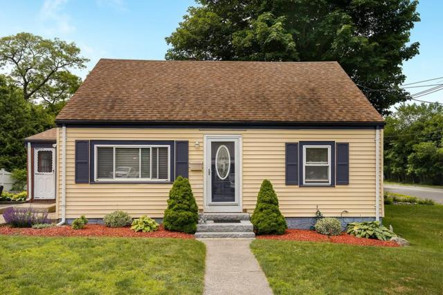 378 Lynnfield St, Peabody, MA 01960 (MLS #72521702) :: Exit Realty