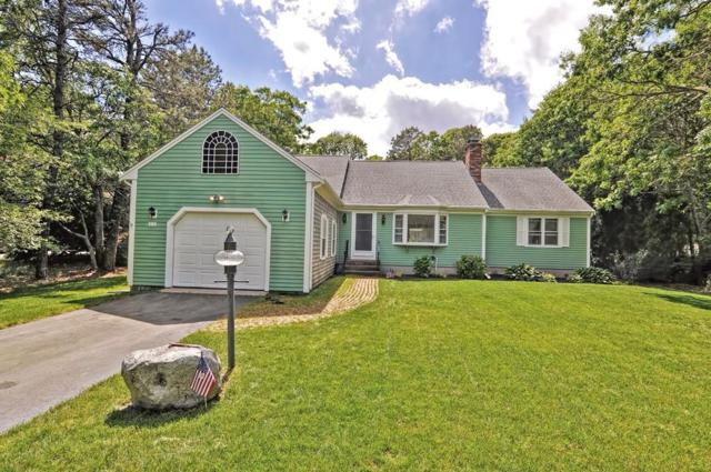 32 Bishops Lane, Harwich, MA 02645 (MLS #72521709) :: Exit Realty
