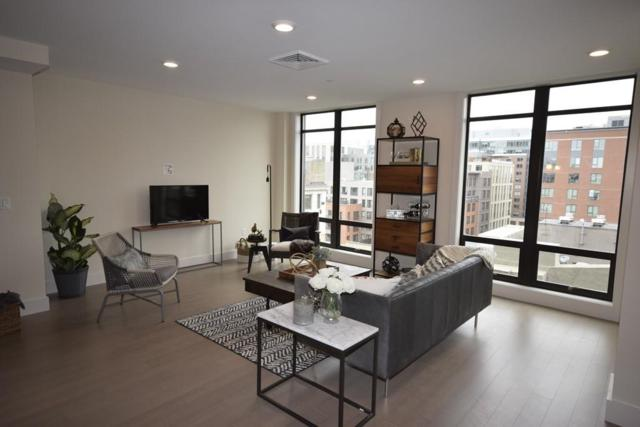 121 Portland Street #906, Boston, MA 02114 (MLS #72521710) :: The Russell Realty Group