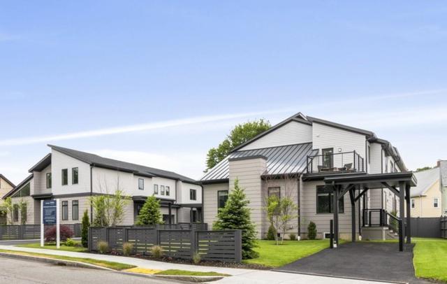 29 Auburndale Ave #29, Newton, MA 02465 (MLS #72521743) :: Primary National Residential Brokerage