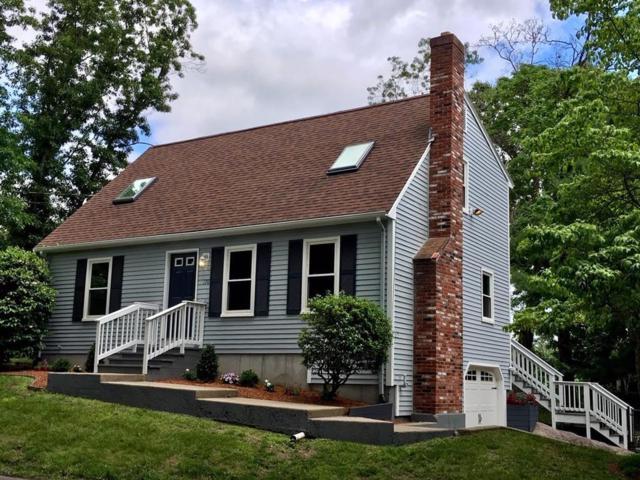 176 Grant St, Attleboro, MA 02703 (MLS #72521861) :: Charlesgate Realty Group