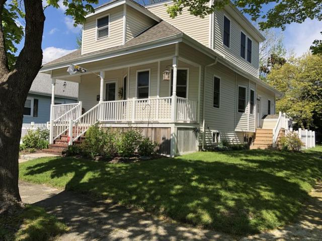 145 Laurel Street, Fairhaven, MA 02719 (MLS #72521885) :: RE/MAX Vantage