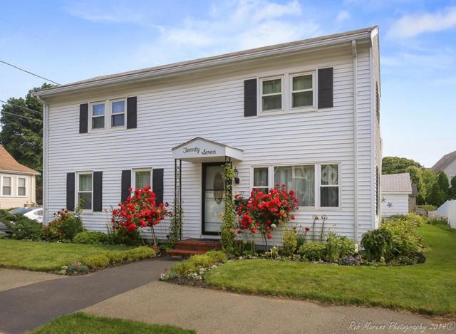 27 Bailey St, Lynn, MA 01904 (MLS #72521945) :: Westcott Properties