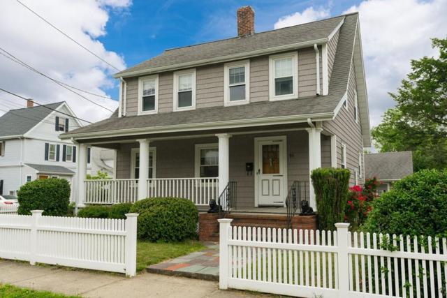 95 Davis Street, Quincy, MA 02170 (MLS #72521949) :: Charlesgate Realty Group