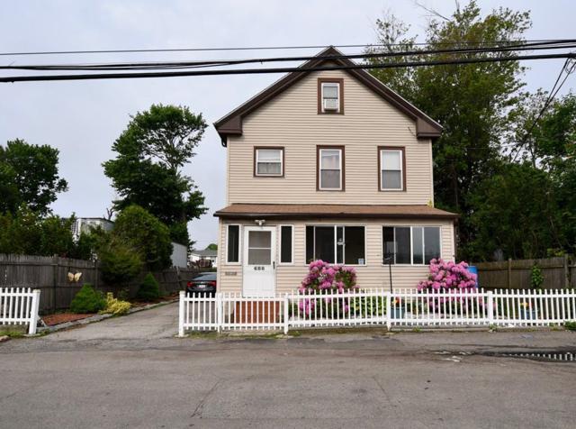 688 Canterbury St, Boston, MA 02131 (MLS #72521950) :: Charlesgate Realty Group