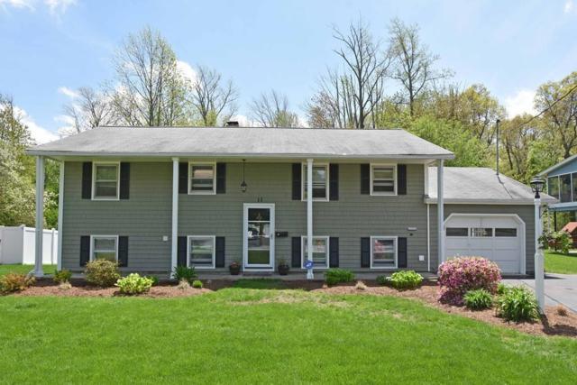 11 Saratoga Drive, Worcester, MA 01606 (MLS #72521970) :: Charlesgate Realty Group
