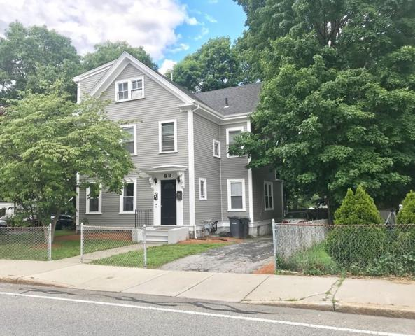 98 Cedar Street #1, Dedham, MA 02026 (MLS #72522005) :: The Russell Realty Group