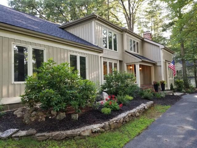 51 Shadow Oak Drive, Sudbury, MA 01776 (MLS #72522138) :: The Muncey Group