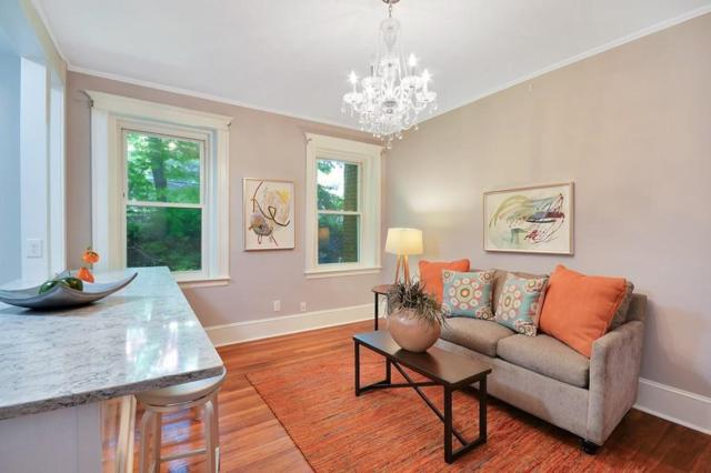 21 Westbourne Ter #4, Brookline, MA 02446 (MLS #72522215) :: Revolution Realty