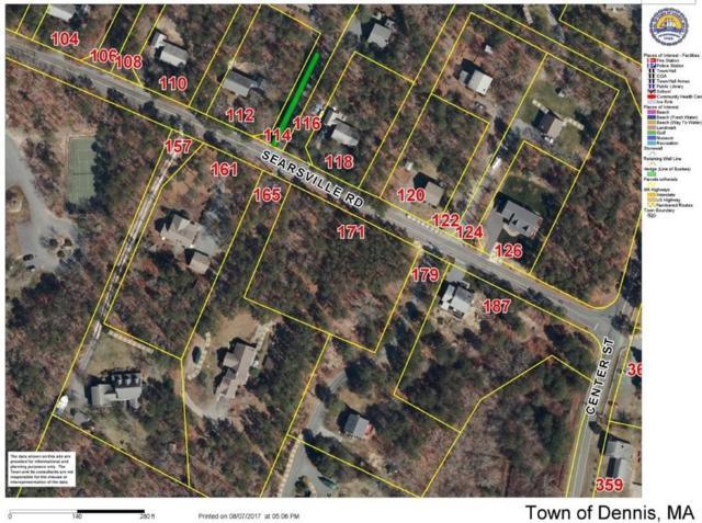 171 Searsville Rd, Dennis, MA 02660 (MLS #72522375) :: Westcott Properties