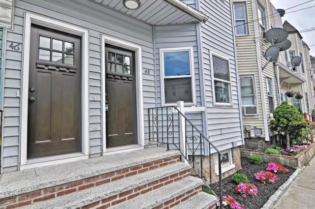 48 Hano Street #1, Boston, MA 02134 (MLS #72522403) :: The Russell Realty Group
