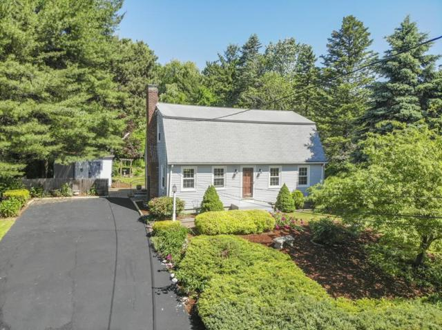 6 Crown Rd, Westford, MA 01886 (MLS #72522539) :: The Gillach Group