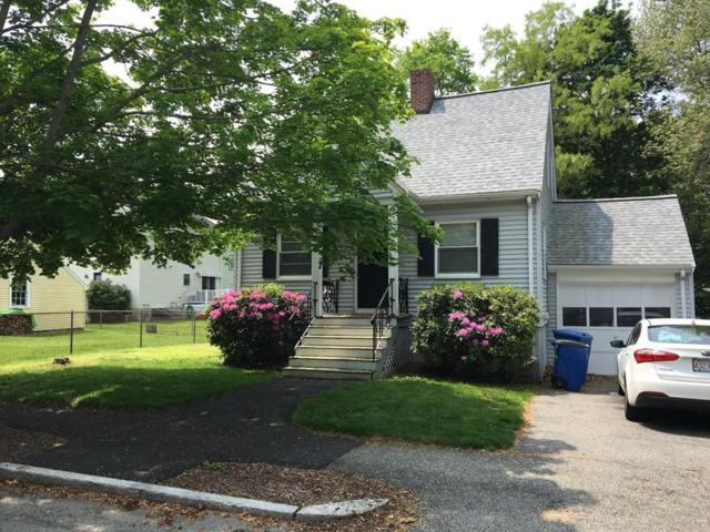 23 Crosby Road, Wakefield, MA 01880 (MLS #72522559) :: DNA Realty Group