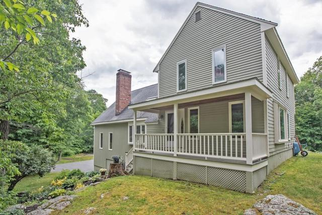 40 Grove Ave, Hingham, MA 02043 (MLS #72522618) :: The Russell Realty Group
