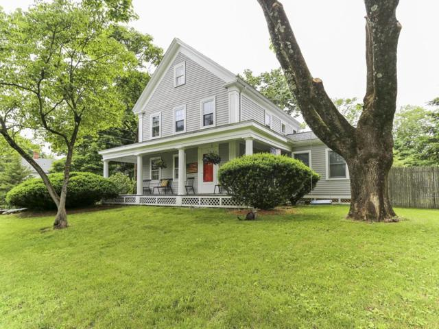 541 Foundry Street, Easton, MA 02375 (MLS #72522649) :: Apple Country Team of Keller Williams Realty