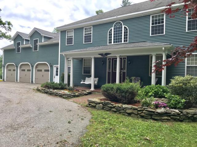 240 Millbury Street, Auburn, MA 01501 (MLS #72522699) :: Welchman Torrey Real Estate Group