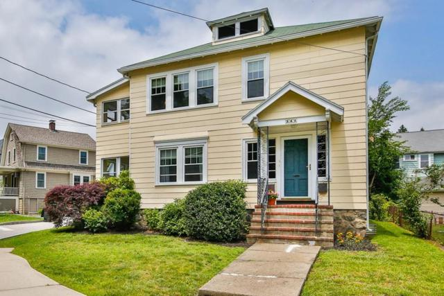 341 Summer St #2, Arlington, MA 02474 (MLS #72522774) :: AdoEma Realty