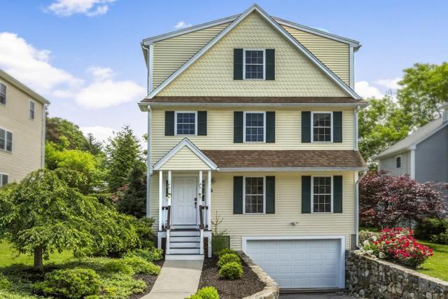 6 Knowles Farm Circle, Arlington, MA 02474 (MLS #72522887) :: AdoEma Realty