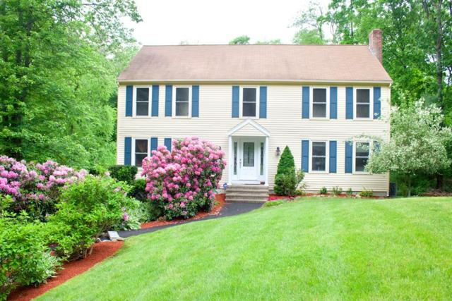 102 Penni Ln., North Andover, MA 01845 (MLS #72523030) :: Apple Country Team of Keller Williams Realty