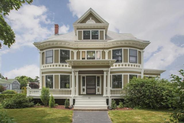 511 Watertown St, Newton, MA 02460 (MLS #72523187) :: The Gillach Group