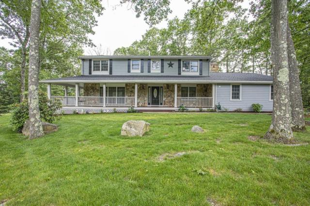48 Eisenhower Dr, Sharon, MA 02067 (MLS #72523193) :: Westcott Properties