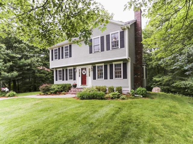 39 Kevins Way, Easton, MA 02375 (MLS #72523322) :: The Muncey Group