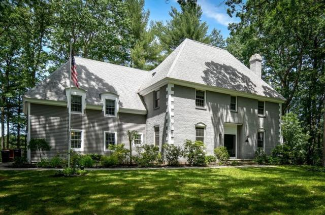 63 Chanticleer Rd, Sudbury, MA 01776 (MLS #72523336) :: The Muncey Group