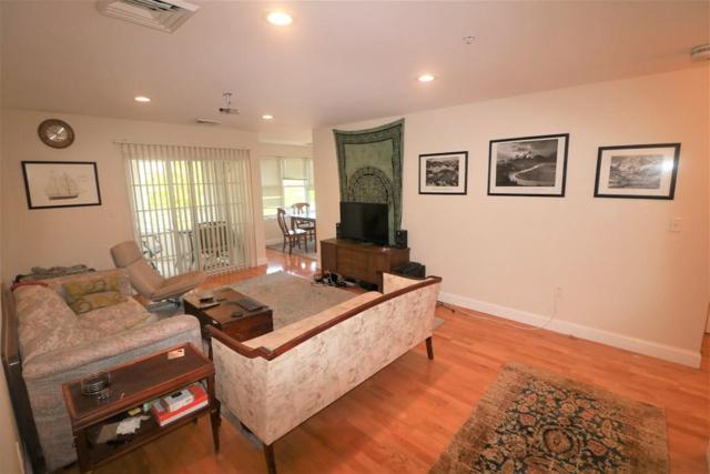 320 Rindge Ave #302, Cambridge, MA 02140 (MLS #72523674) :: AdoEma Realty