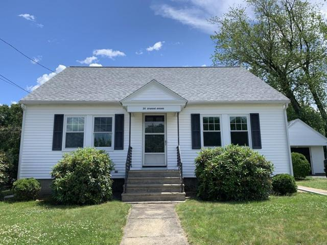 36 Stevens Avenue, Lawrence, MA 01843 (MLS #72523834) :: Exit Realty