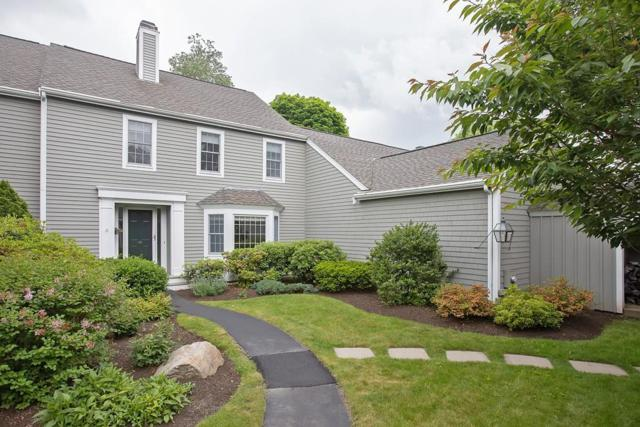 22 Floret Circle #22, Hingham, MA 02043 (MLS #72523847) :: The Russell Realty Group