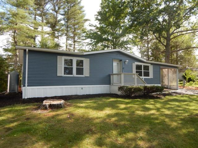 42 Kennedy Dr, Carver, MA 02330 (MLS #72523899) :: Exit Realty