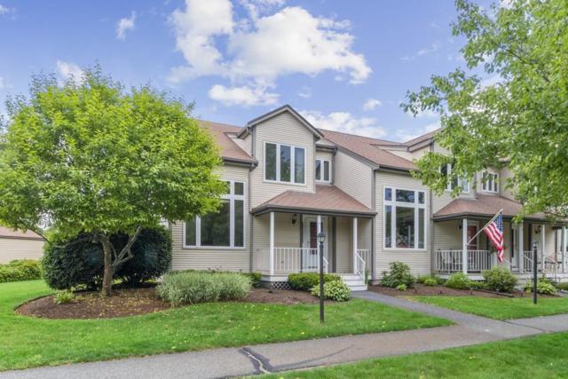 4 Willow Pond Drive #4, Rockland, MA 02370 (MLS #72524482) :: RE/MAX Vantage