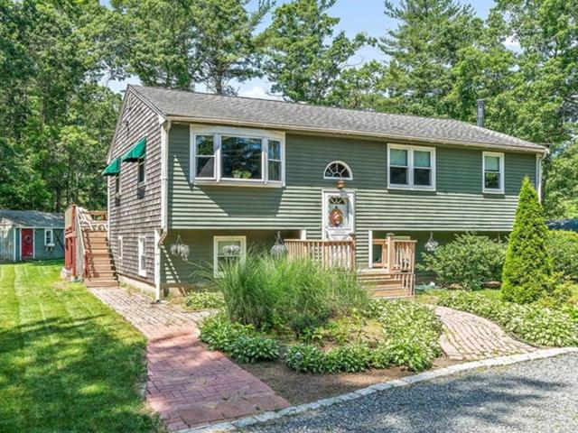 16 Forest St, Carver, MA 02330 (MLS #72524586) :: Revolution Realty