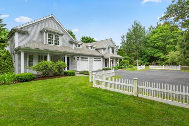 12 Cammett Road 12A, Barnstable, MA 02648 (MLS #72524657) :: DNA Realty Group