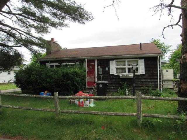 35 Winsor St, Dartmouth, MA 02747 (MLS #72524703) :: Kinlin Grover Real Estate