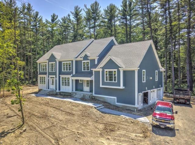 67 Molly Towne Rd, North Andover, MA 01845 (MLS #72525006) :: Compass