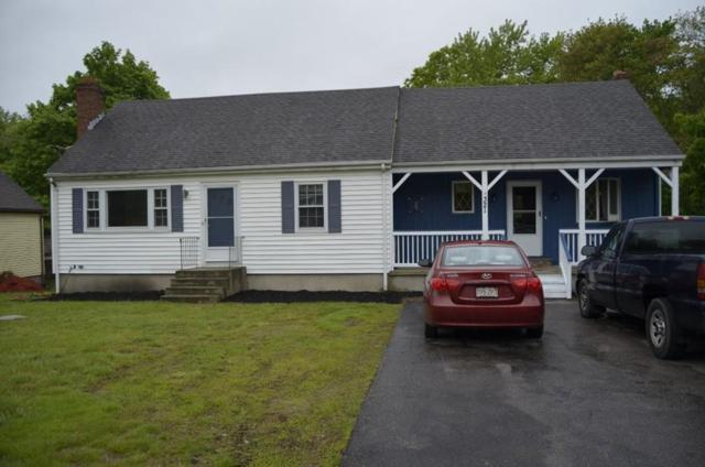 321 Sycamore St, Holbrook, MA 02343 (MLS #72525020) :: Compass