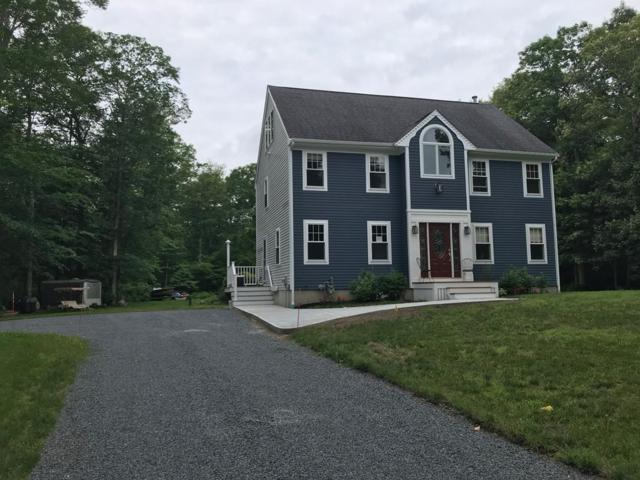 73 Jillian Way, Westport, MA 02790 (MLS #72525042) :: Compass