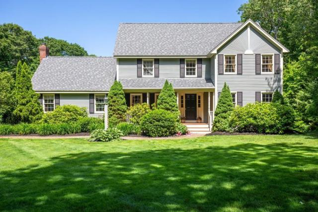 91 Spofford St, Georgetown, MA 01833 (MLS #72525044) :: Spectrum Real Estate Consultants