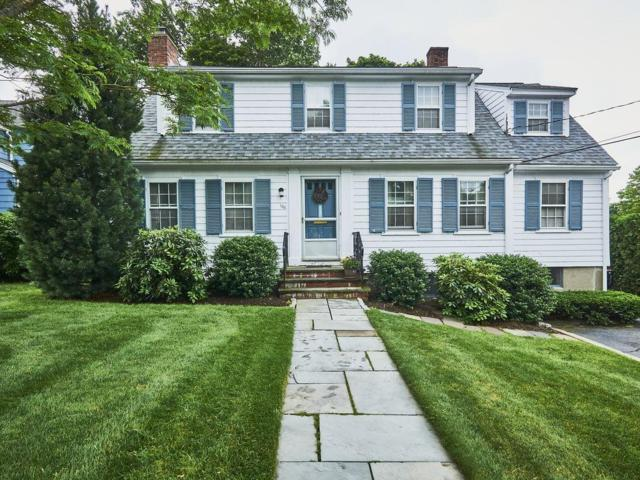 106 Fair Oaks Ave, Newton, MA 02460 (MLS #72525068) :: The Russell Realty Group