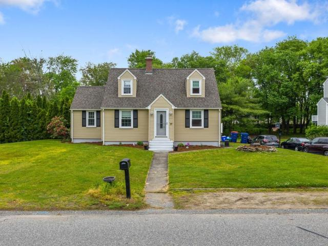 226 Pleasant St, Seekonk, MA 02771 (MLS #72525133) :: The Russell Realty Group