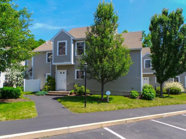11 Brookside Road #5, Braintree, MA 02184 (MLS #72525141) :: The Russell Realty Group