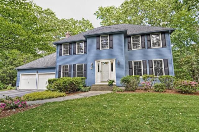 8 Jefferson Road, Franklin, MA 02038 (MLS #72525147) :: The Muncey Group