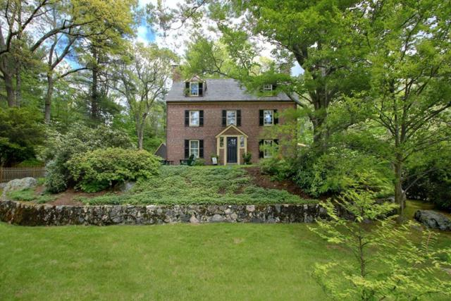 204 Merriam St, Weston, MA 02493 (MLS #72525160) :: The Russell Realty Group