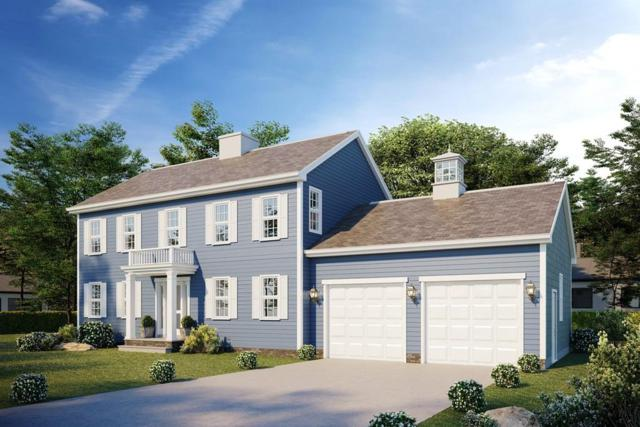 Lot 14 Barrows Brook Circle, Kingston, MA 02364 (MLS #72525232) :: The Russell Realty Group