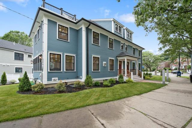 307 Mt Auburn Street #307, Watertown, MA 02472 (MLS #72525284) :: Trust Realty One