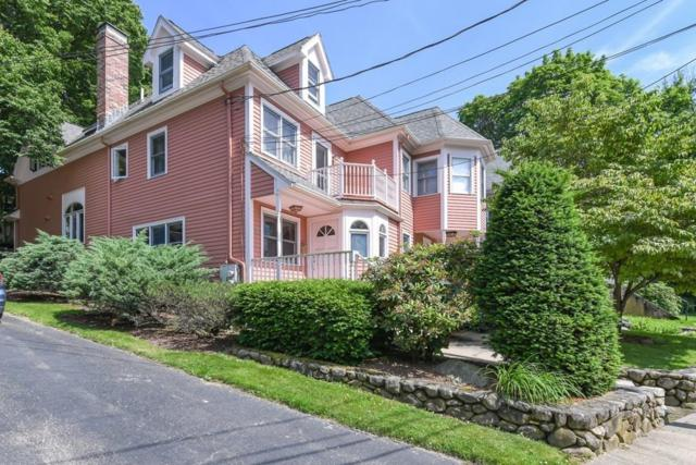 37 Bates Rd #37, Watertown, MA 02472 (MLS #72525366) :: Trust Realty One